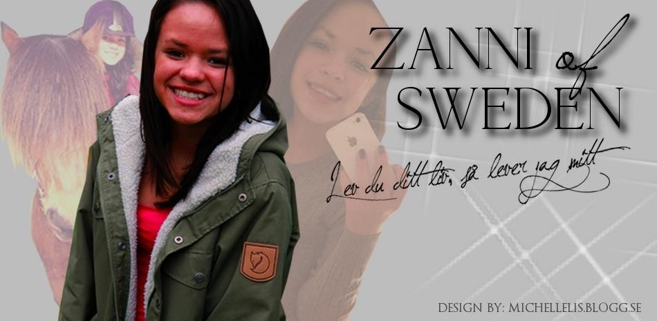 ♥ Zanni Of Sweden