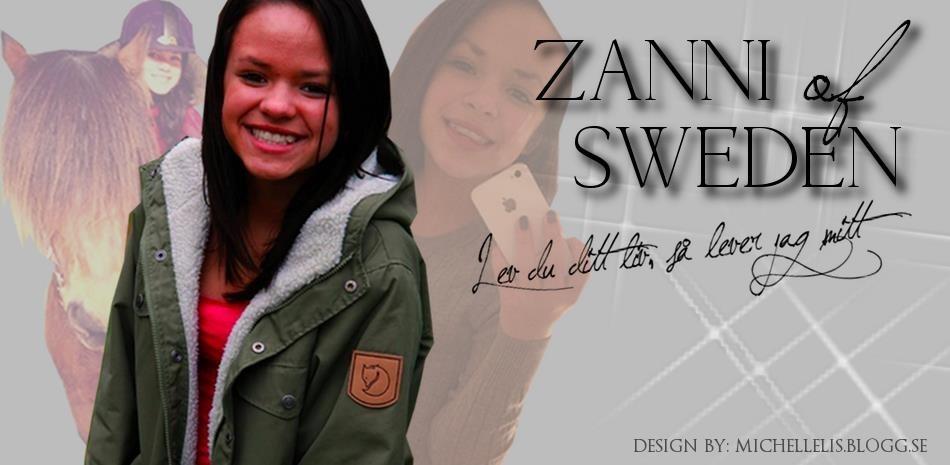♥ Zanni Of Sweden